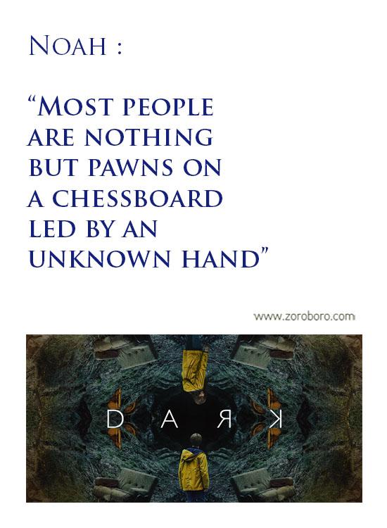 Dark Tv Series Quotes/ Favourite Netflix Series Dark / Dark TV Show/Series on Netflix / Dialogues /Quotes /Dark Tv Series Characters Quotes