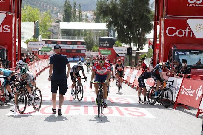 Las fotos de la 11ª etapa de la Vuelta a España - Fotos Ciclismo González