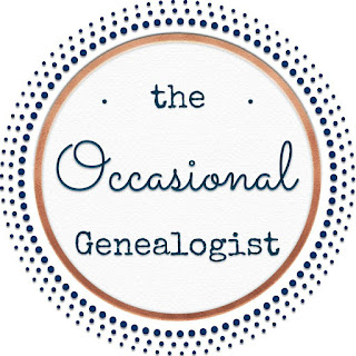 The Occasional Genealogist