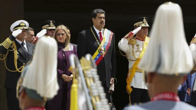 Maduro insta a venezolanos a librar sin descanso los complots