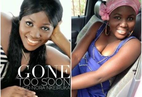 Nollywood actress, Nkiruka is dead
