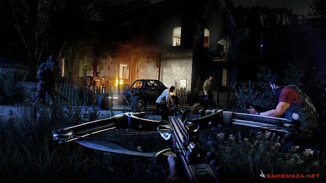 Dying Light The Following Gameplay Screenshot 1