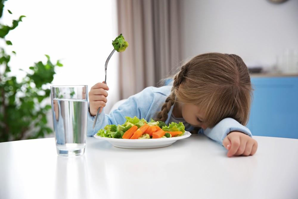 Cara Mengatasi Anak Susah Makan Sayur