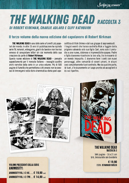The Walking Dead - Raccolta #3