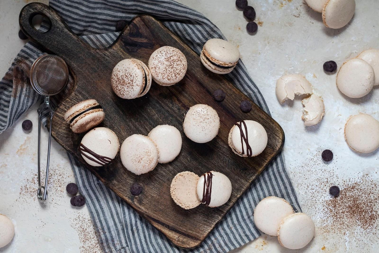 Recette pour réussir facilement vos macarons à la meringue italienne