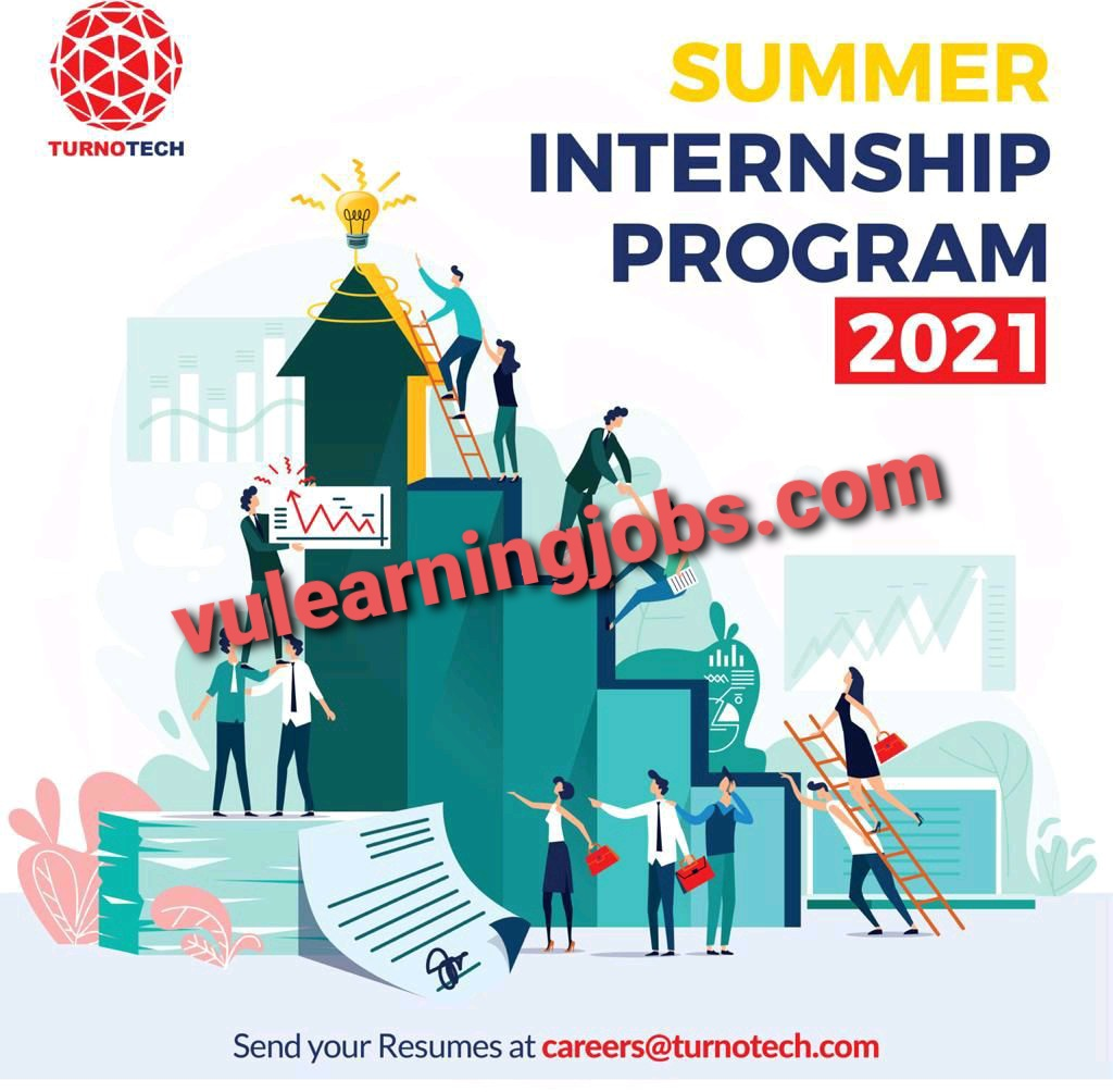 Turnotech Internship Jobs 2021 Latest | Apply Now
