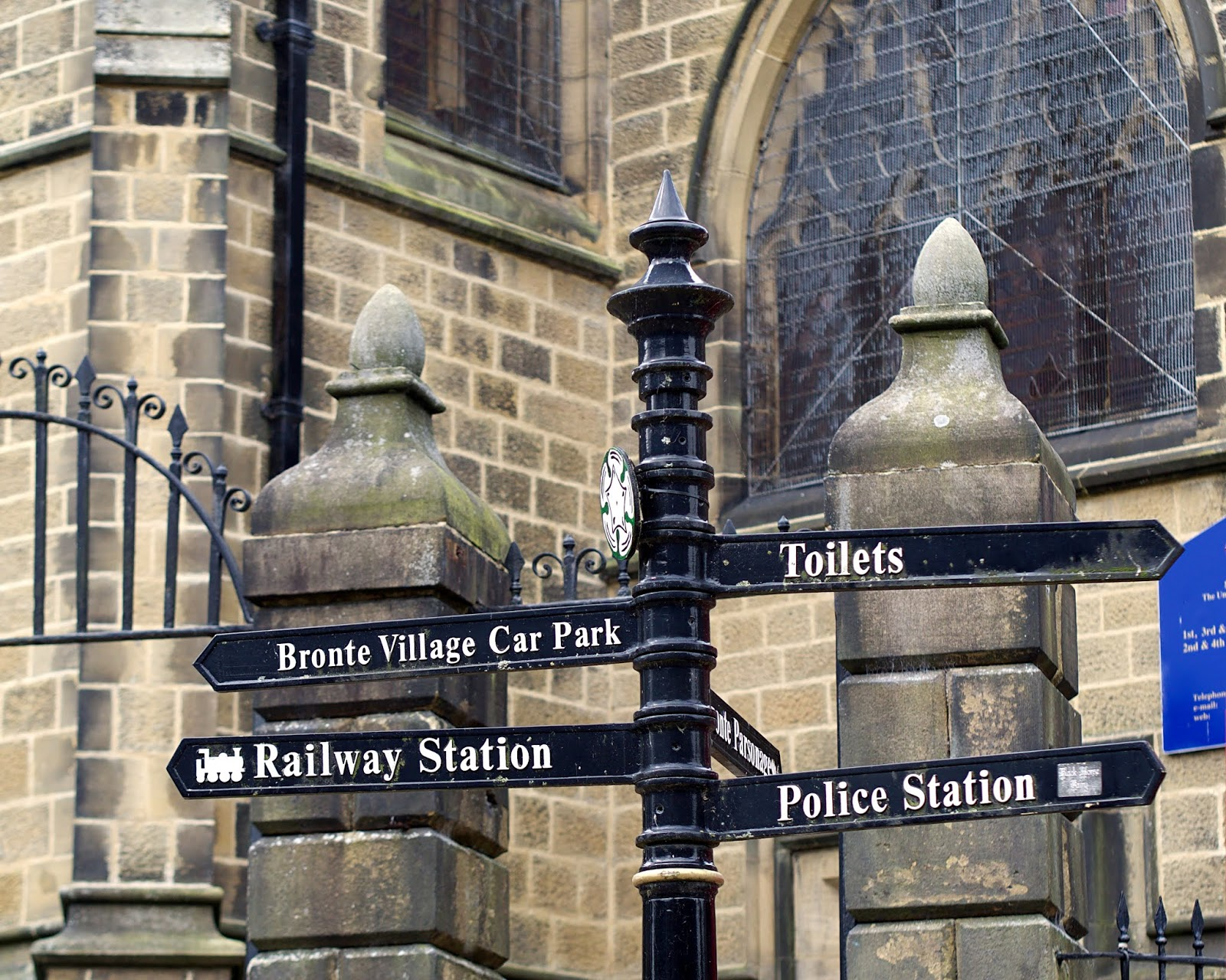 haworth signpost
