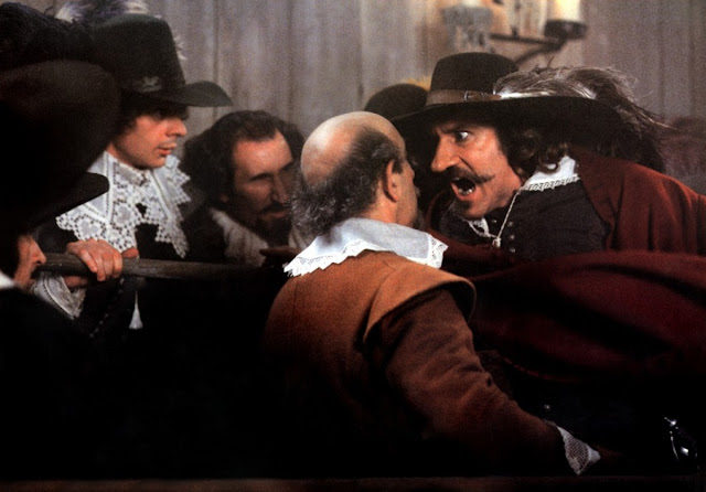 Cyrano de Bergerac, 1990, Depardieu
