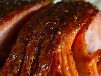 Christmas Pineapple Honey Glazed Ham Recipe