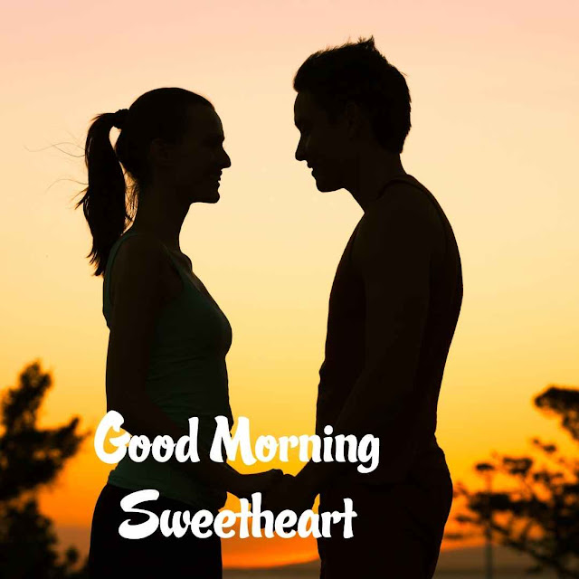 lovers good morning images