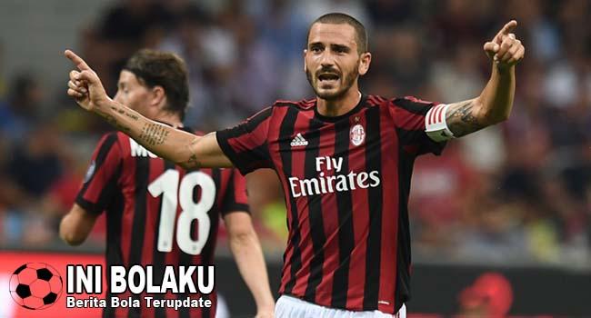 AC Milan Tegaskan Tak Jual Bonucci