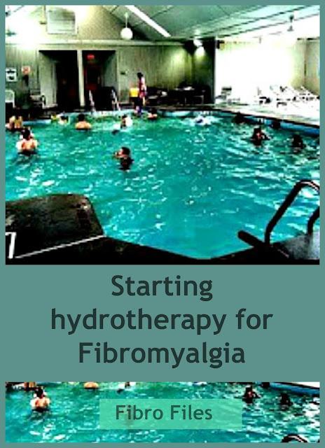 hydrotherapy for Fibromyalgia