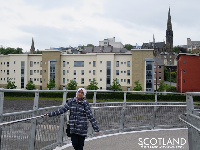 My Journey to Dundee, Scotland