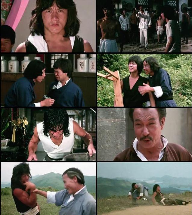 The Young Master 1980 Dual Audio Hindi 720p BluRay