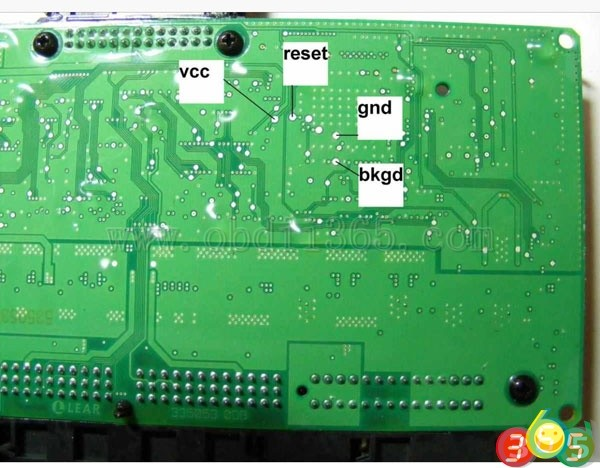 Xprog M Box ECU Programmer: How to Repair BMW FRM3 with
