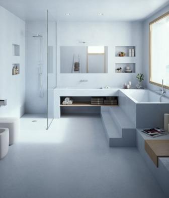 inspirasi terbaik desain kamar mandi minimalis - dekorasi