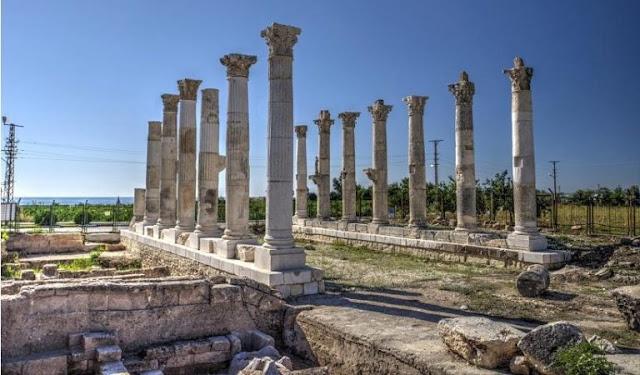 Ένας αρχαίος Έλληνας αστρονόμος κάτω από τις πορτοκαλιές – Τον τάφο του Άρατου πιστεύουν ότι ανακάλυψαν Τούρκοι αρχαιολόγοι