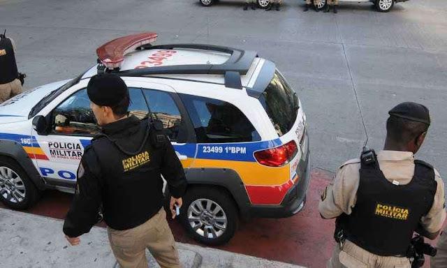 Seis pessoas foram detidas pela PM
