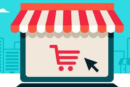 Tutorial mengubah blog jadi toko online