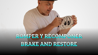 Romper y recomponer la servilleta, MAGIC TRICK, Brake and restore tissue paper