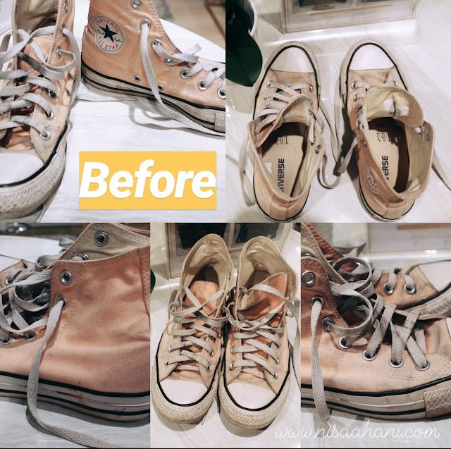 cuci sepatu grand indonesia