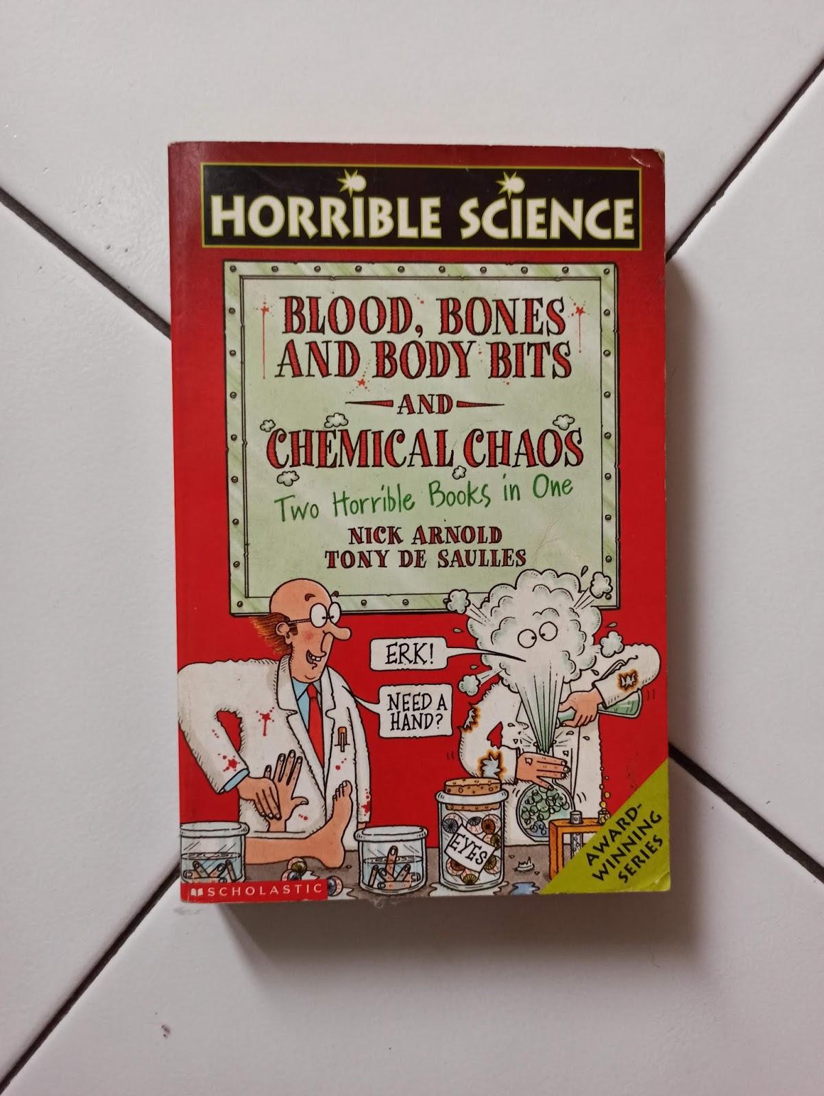 Buku Import Horrible Science: Blood, Bones And Body Bits