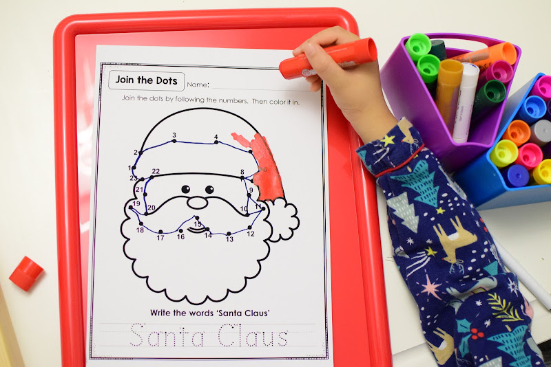 Connect the Dots Activity Pack for Kids