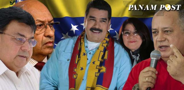 Sin disimulo: Maduro profundizó nepotismo tras el fraude electoral