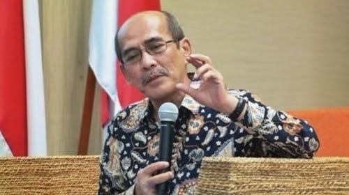 Viral Video Jokowi Bilang Tidak Boleh Rangkap Jabatan, Faisal Basri: Apa Presiden Membaca yang Ditandatangani?
