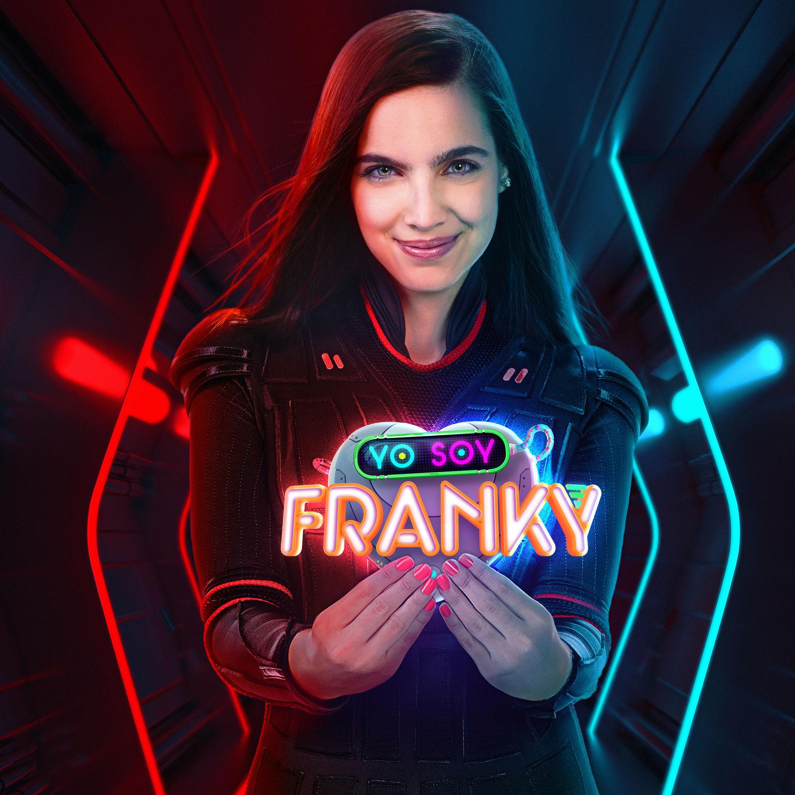 Eu sou franky download yo soy franky ep itunes plus - Coloriage franky le robot ...