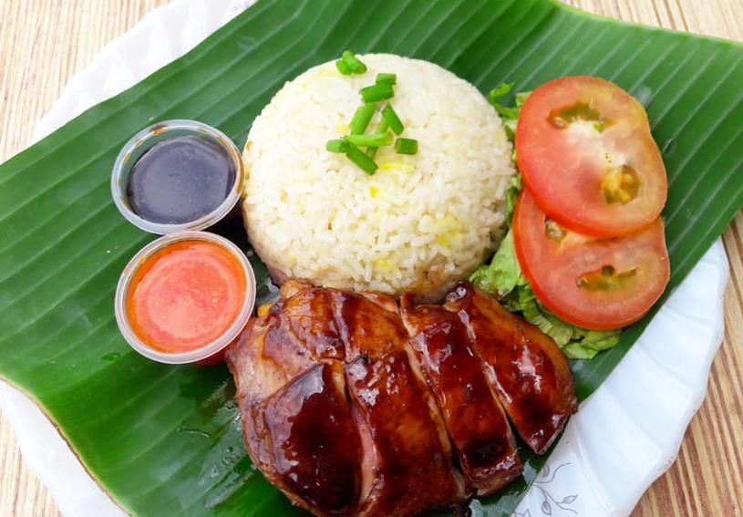Resepi Nasi Ayam Simple Yang Sedap Lengkap Dengan Sos Kicap