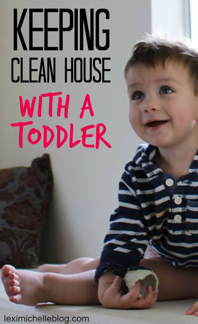best tips for keeping a house clean with a toddler, quickest & easiest way to clean!