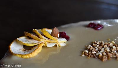 décor pommes séchées © Popote et Nature