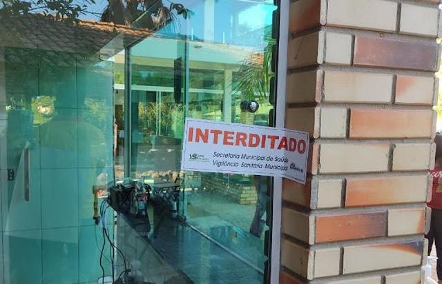 """Operação Conjunta de """"Prevenção a aglomerações no período junino"""" fiscaliza e notifica festas clandestinas durante o fim de semana, em Barreiras"""
