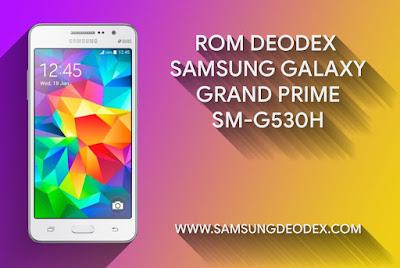 ROM DEODEX SAMSUNG G530H