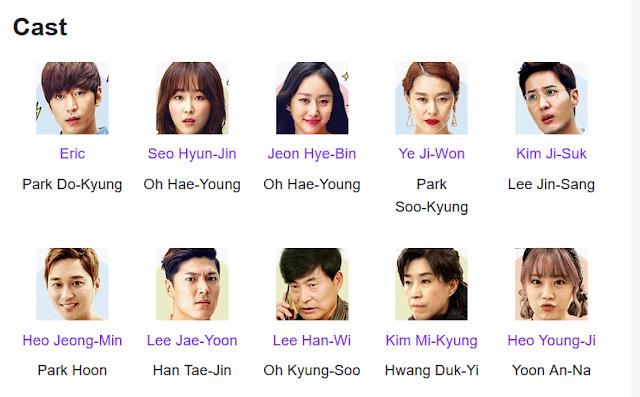 Phim Vẫn Là Oh Hae Young VTV3