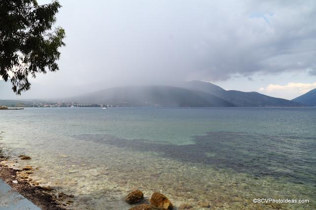 Sami Port under the storm