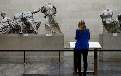 Γλυπτά του Παρθενώνα: Στη δημοσιότητα η απόρρητη αλληλογραφία Αθήνας - Λονδίνου