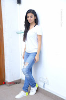 Telugu Actress Mahima Makwana Exclusive Stills in Blue Denim Jeans  0179.JPG