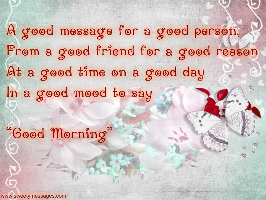 Funny Good Morning Messages For Her Beautiful Messages