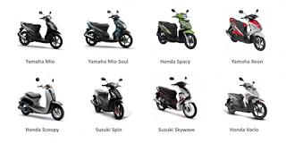 banyak sewa motor