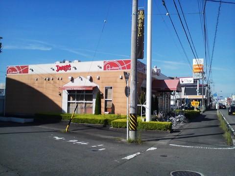 外観5 デニーズ岐阜鏡島店
