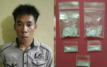 Polisi Bekuk Anton Caniago