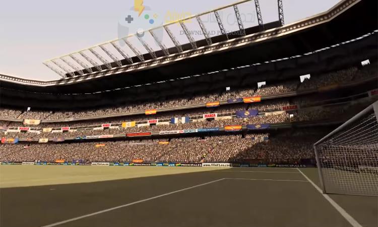 تحميل لعبة فيفا 2007 للكمبيوتر والموبايل من ميديا فاير