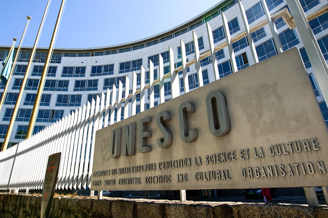 Full form of UNESCO in English