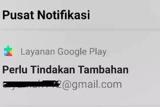 """Mengatasi Akun Google """"Perlu Tindakan Tambahan"""" di HP Anda"""