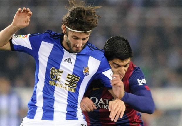Video Cuplikan Gol Barcelona 1-0 Real Sociedad