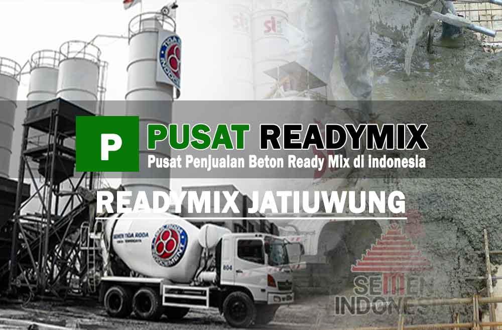 harga beton ready mix Jatiuwung