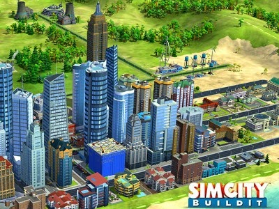 SimCity BulidIt Android