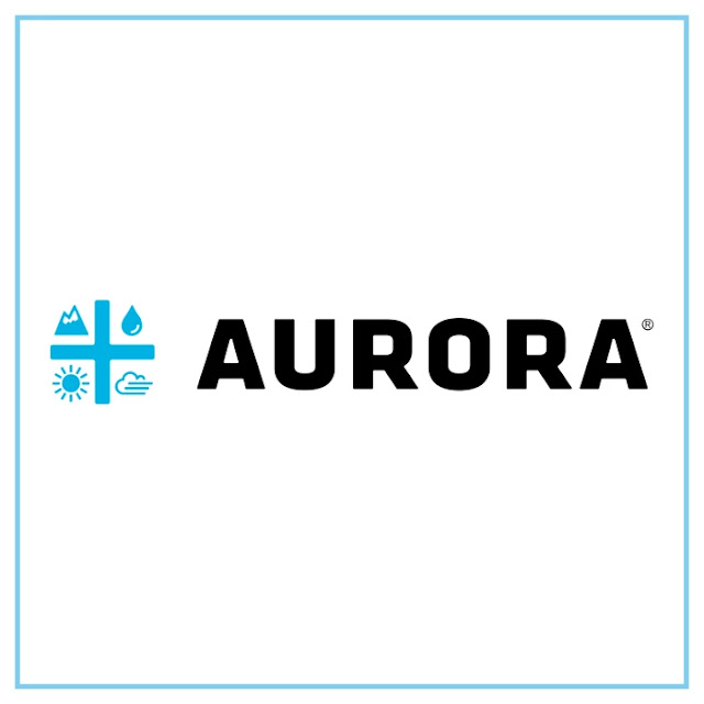 Aurora Cannabis Logo - Free Download File Vector CDR AI EPS PDF PNG SVG